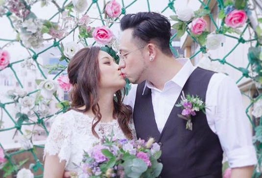 Steven Cheung's Wife Reveals Why She Looked Unhappy on Their Wedding Day