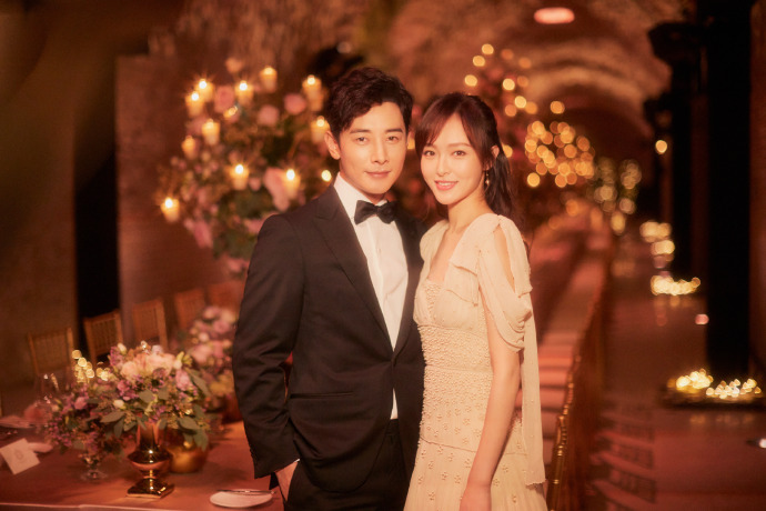 Tiffany Tang Yan and Luo Jin Announce Pregnancy