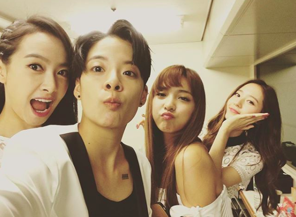 What is Left of f(x) Now that Amber, Victoria Song, and Luna Have All Left SM?