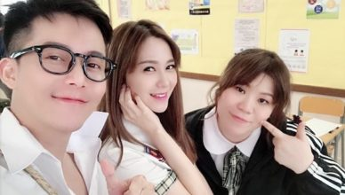 Why was Silly Keung Filming with Anita and Pretty from Come Home Love - Lo and Behold?