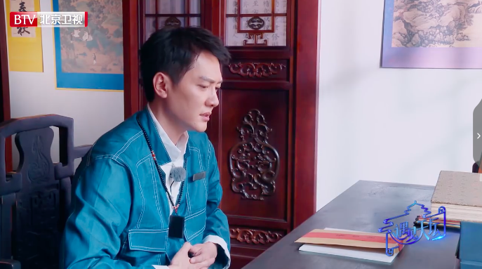 William Feng Shaofeng Talks about His Son for the First Time