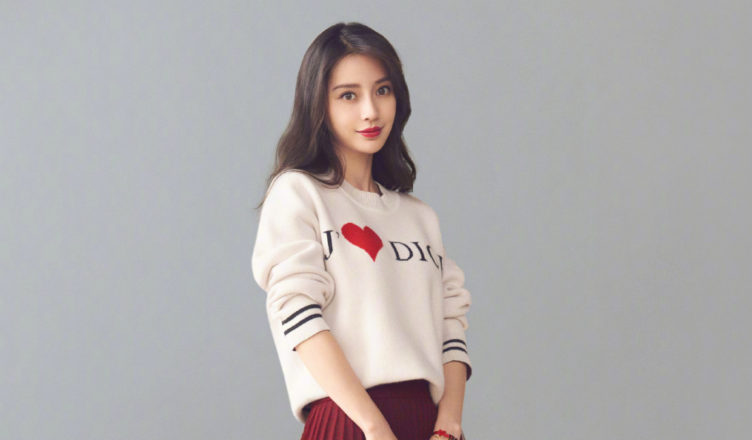 Angelababy Gets Candid about Being Known Only Because of Huang Xiaoming and Not Having any Notable Works