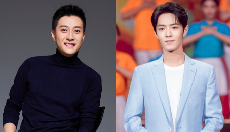 Chinese Actor, Xia Fan, Makes Mysterious Post Attacking Xiao Zhan