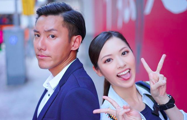 Crystal Fung and Jonathan Cheung Describe the Disgusting Process of Their Shower Kiss Scene