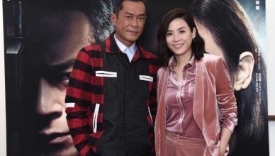 Jessica Hsuan Says Louis Koo Doesn't Treat Her Like a Woman