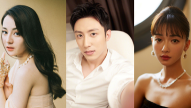 Netizens Prefer Johnny Huang Jingyu Being Paired with Wu Jinyan Over Dilraba