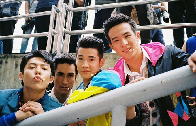 """Thailand is Remaking """"Boys Over Flowers"""""""