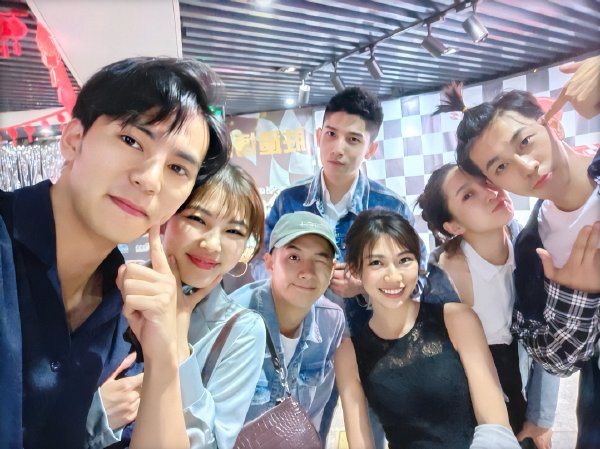 """""""Heart Signal II"""" CP, Chen Yichen and Zhang Tian, Put Relationship on Hold"""