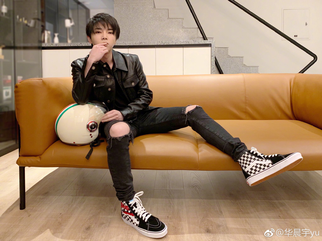 Hua Chenyu Doesn't Want to Limit Himself Being Labeled as Just a Singer