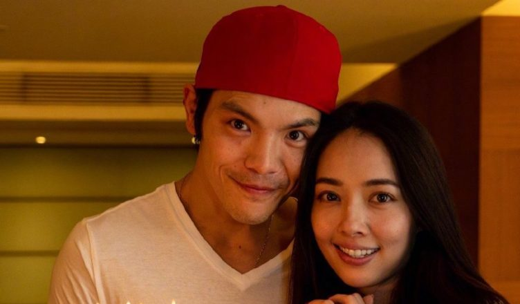 Jacky Heung Gives Ambiguous Response on Bea Hayden's Pregnancy Rumors