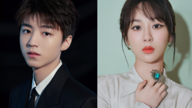 Karry Wang Junkai's Team Shuts Down Dating Rumors With Yang Zi After Spotted Together at KTV