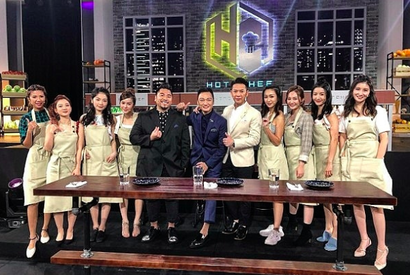 Michael Tao Says His Show, Hot Chef isn't the Same as TVB's Beautiful Cooking
