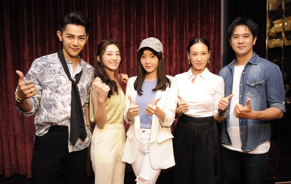 Puff Kuo Becomes Jiro Wang's Protector in New Series