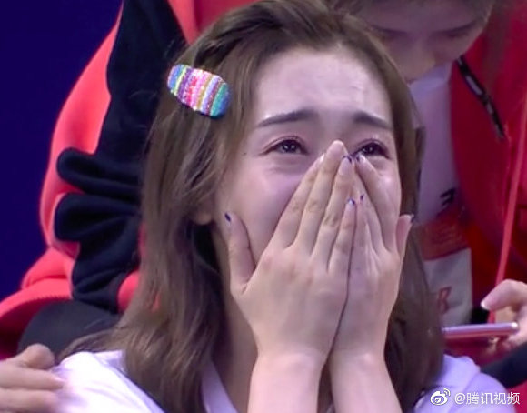 """Xuan Lu Cries Upon Hearing """"Wu Ji"""" + Responds to Her Absence from """"The Untamed"""" Fan Meeting and Concerts"""