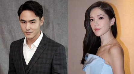 Ethan Ruan Asked to Comment on Ex-Girlfriend, Tiffany Hsu's, Marriage Rumors