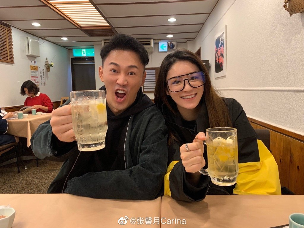 Raymond Lam Posts First Ever Picture with Soon to be Wife, Carina Zhang, Since They Started Dating