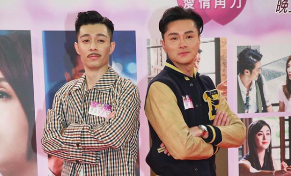 Raymond Wong Wanted to Rip Off Pakho Chau's Mustache After Seeing Him Kiss Miriam Yeung