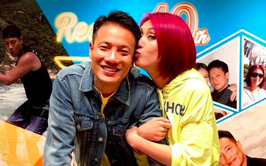 Real Ting Reveals Why He Would Never Cheat on Miriam Yeung