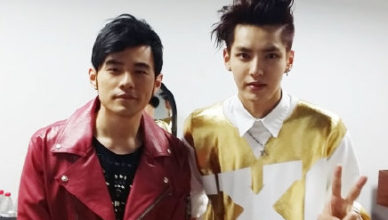 There is a Type of Bromance Called Jay Chou and Kris Wu