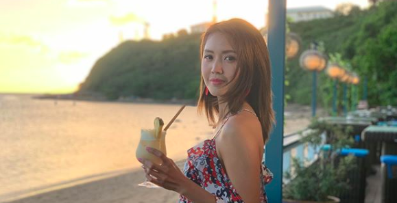Toby Chan not Worried about Boyfriend's Business Severing Ties with TVB