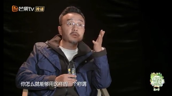 """Wang Han Addresses Comments He Made about Wang Yibo Fans Calling Themselves """"Mama"""""""