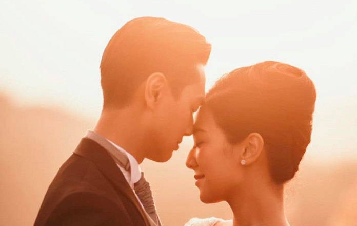 Fred Cheng and Stephanie Ho are Engaged