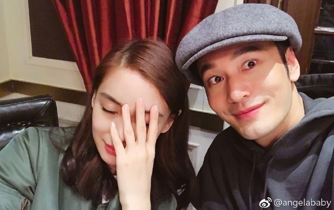 New Video Reveals Huang Xiaoming and Angelababy Present Together at Son's Birthday Party, Debunking Discord Rumors