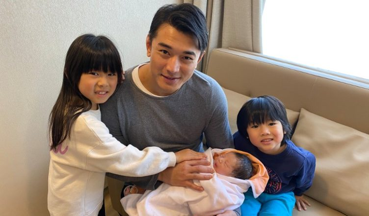Stefan Wong and Wife Welcome a Baby Boy