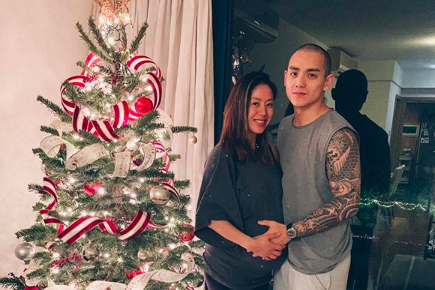 Toby Leung and Husband Welcome Their Baby Boy
