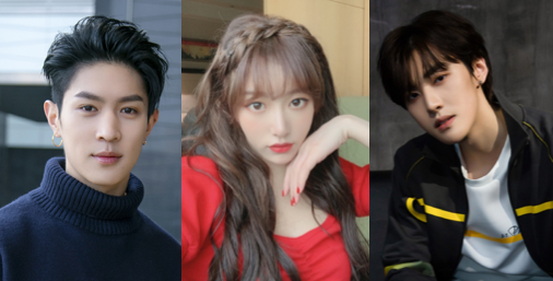"""""""Youth With You 2020"""" Hot Favorite Trainee, Snow Kong, Involved in Dating Rumors with Victor Ma and UNINE's Jia Yi"""