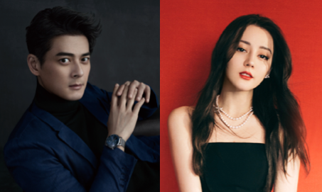 Dylan Kuo Mesmerized by Dilraba's Beauty while Filming Eternal Love of Dream