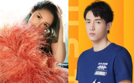 """Elva Hsiao's Boyfriend, Justin Huang, Gets Candid about Their 16 Year Age Gap on """"Roast"""""""