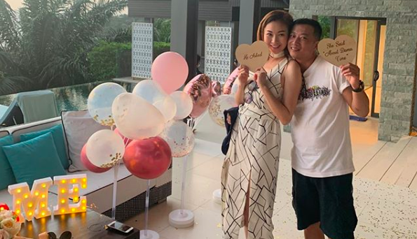 Jacquelin Ch'ng to Marry Taiwanese CEO Boyfriend