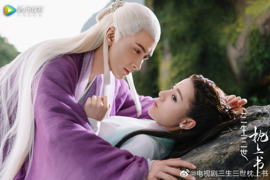 """""""Eternal Love of Dream"""" Director Resented Vengo Gao and Dilraba's Kisses for Being """"Too Civilized"""""""