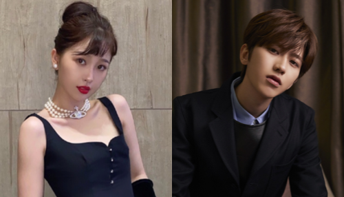 Esther Yu's Studio Apologizes for Following CP Account Shipping Cai Xukun and Esther Yu