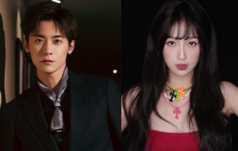"""Ex-SpeXial member, Eden Zhao, Denies Dating """"Youth With You 2020"""" Trainee, Esther Yu"""