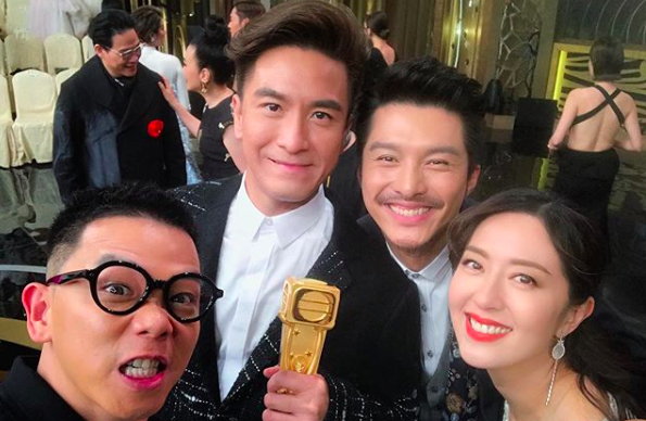 Kenneth Ma and Natalie Tong Clear the Air on Dating and Pregnancy Rumors