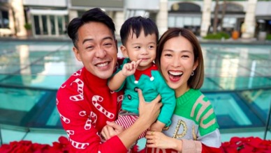Sarah Song and Jason Chan are Expecting Second Baby