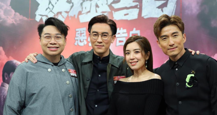"""Shaun Tam and Joel Chan Can't Wash Away Guilt From 18 Year Old Murder Case in TVB's """"Brutally Young"""""""