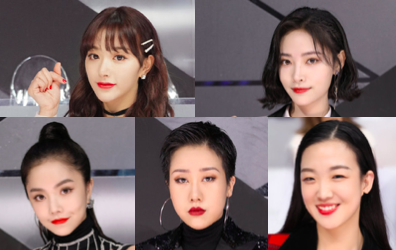 """Snow Kong, Kiki Xu, Frhanm Shangguan, An Qi, and Yvonne Wang Get Candid on Their Fears, Cutest Mentor, Scariest Mentor on """"Youth With You 2020"""""""