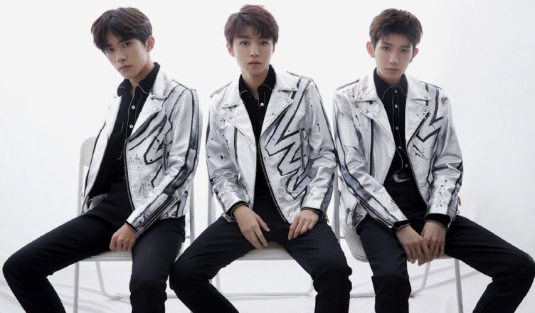 TFBOYS Commemorate 6 Year Anniversary of When They Received First Award