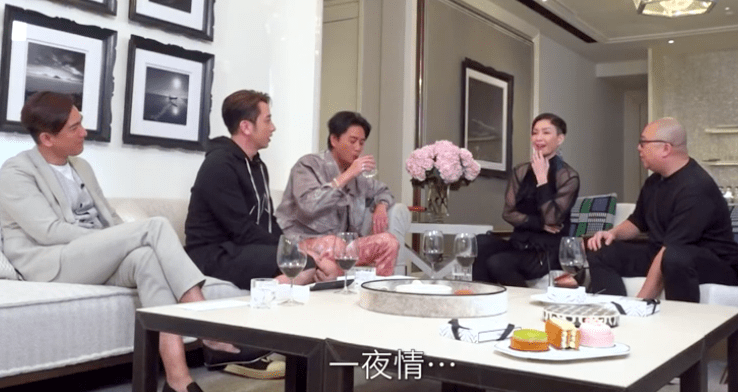 Christine Ng Chooses Among Ron Ng, Bosco Wong, and Kenneth Ma to Have a One Night Stand