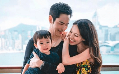 Grace Chan and Kevin Cheng Announce Second Pregnancy