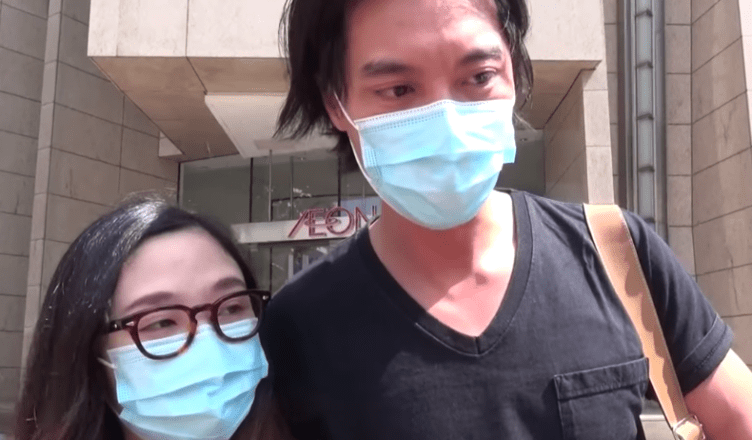 """Jackson Lai Appears with Pregnant Wife, Says Relationship with Ashley Chu was """"Not Long"""""""