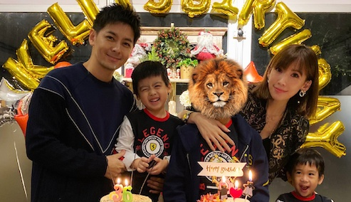 Jimmy Lin's Wife, Kelly Chen, Recounts the Hate She Received After Getting Married