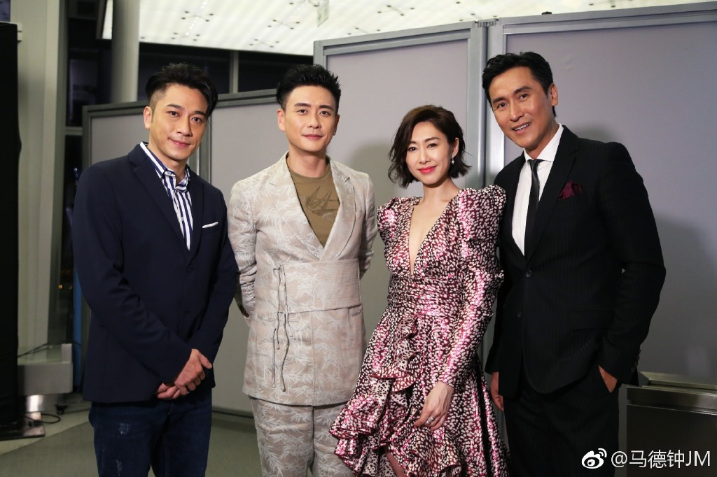 Joe Ma and Jeannie Chan Join Cast of Flying Tiger 2020