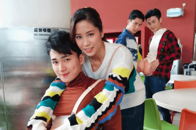 """Kalok Chow Rules Out Dating """"Lo And Behold"""" Co-star Iris Lam"""