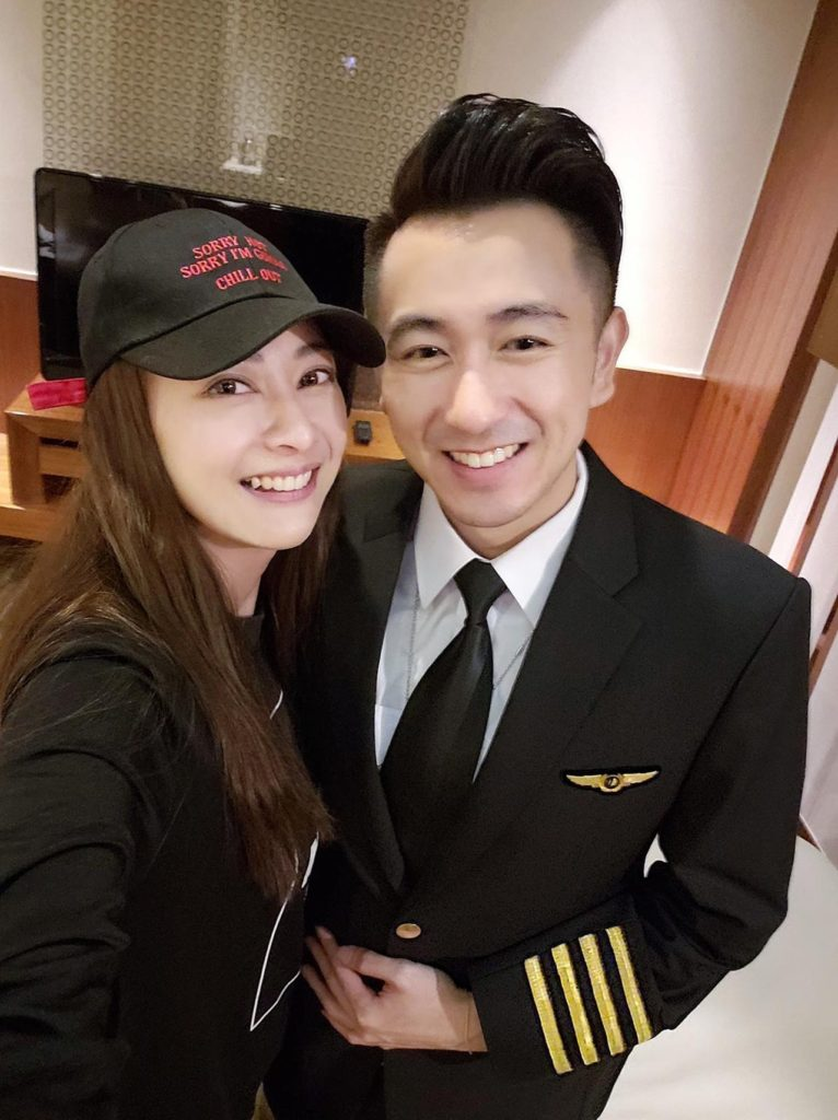 Kimmy Low Returns to Malaysia and Boyfriend After TVB Contract Ended