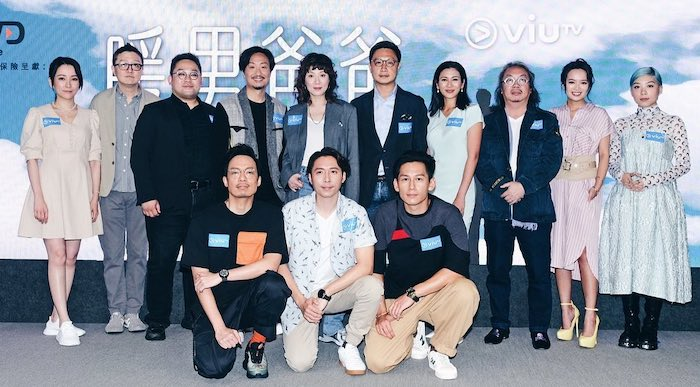 """Ronald Cheng and Maggie Cheung Star in Male Version of TVB's """"Wonder Women"""" in New ViuTV Series, """"Single Papa"""""""