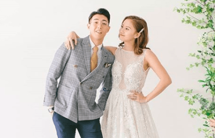 Auston Lam and Wife, Tammy Ou-yang, Shades TVB on Why He Left the Company
